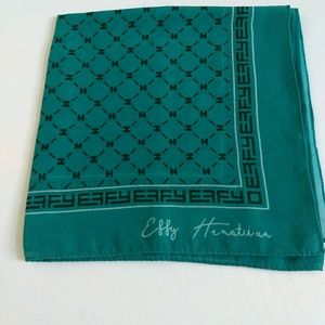 Effy signed scarf